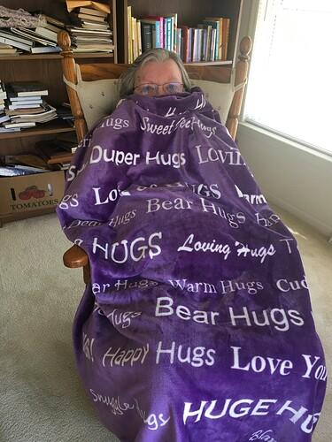hugs maurie