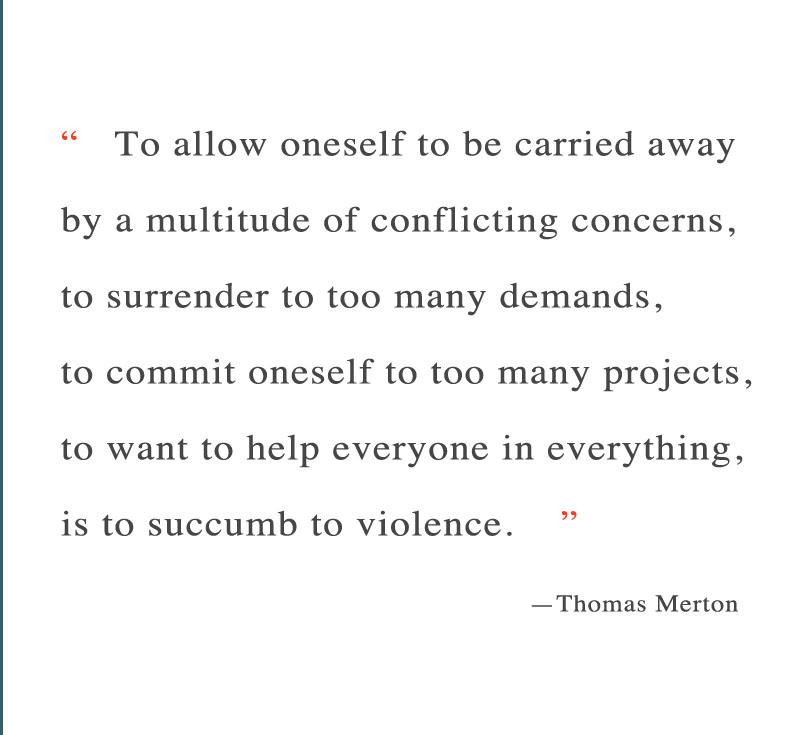 Thomas-Merton-Contemporary-violence